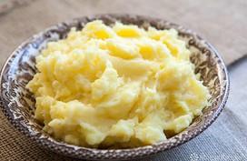 Cách làm khoai tây nghiền siêu ngon
