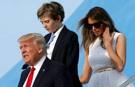 Ông Trump lần đầu lên tiếng về việc Triều Tiên phóng tên lửa