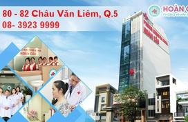 Phòng khám phụ khoa Tp. HCM - Phòng khám Đa khoa Hoàn Cầu