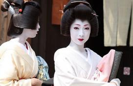 Cuộc đời ly kỳ của Geisha