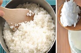 Nấu cơm với thứ này, ăn đến no cũng không tăng cân