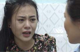 Quỳnh búp bê tập 17: Lan cave đòi tự tử, Quỳnh khóc nức nở vì ám ảnh quá khứ