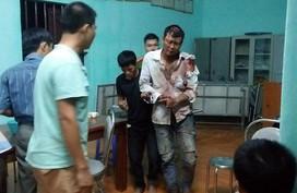 Hai thanh niên Hà Nội lên Hòa Bình trộm dê bị người dân đánh nhập viện