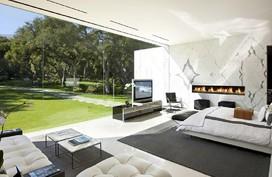 Ngôi nhà 'tối giản' nhưng lại vô cùng lung linh