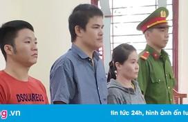 Cặp vợ chồng buôn bán ma túy lĩnh 34 năm tù