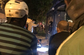 Thanh niên treo cổ tử vong ở trạm xe buýt Sài Gòn