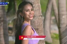Những hình ảnh ghi đậm dấu ấn của Hoa hậu Tiểu Vy tại Miss World 2018