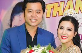 Vũ Hoàng Việt tiết lộ đã chia tay nữ tỷ phú lớn tuổi gần một năm nay