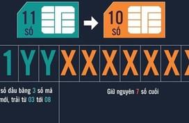 Cách chuyển số điện thoại 11 số về 10 số trong danh bạ dễ dàng nhất