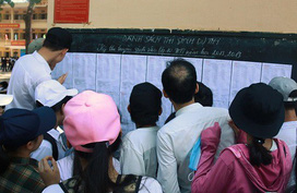 Xem, tra cứu điểm thi vào lớp 10 tại Hà Nội như thế nào?