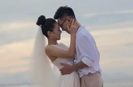 Hoàng Quyên kết hôn với bạn trai kiến trúc sư