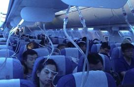 Phi công Trung Quốc bị nghi hút thuốc khiến máy bay mất độ cao