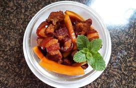 Cách làm thịt kho dừa thơm ngon, béo ngậy