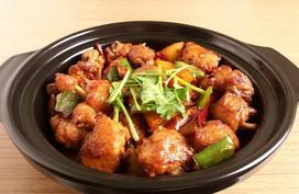 Cơm chiều ngon khó quên với món cánh gà rim ớt đậm đà