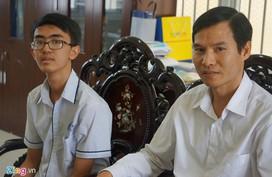 Học sinh xứ Thanh đầu tiên giành huy chương vàng Sinh học quốc tế