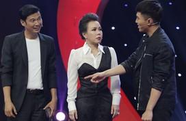 Danh hài Việt Hương từng từ chối tình cảm của Tiết Cương