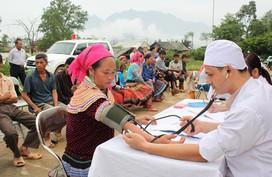 Triển khai thực hiện Đề án đổi mới y tế cơ sở trong tình hình mới