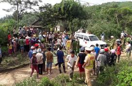 Hiện trường vụ tai nạn thảm khốc làm 12 người chết ở Lai Châu