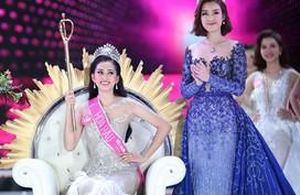 Hoa hậu Trần Tiểu Vy được trao học bổng 500 triệu đồng