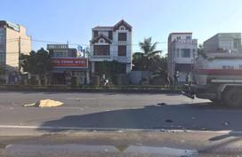 Hải Phòng: Va chạm với xe bồn chở xăng dầu, 2 người đàn ông thiệt mạng