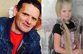 Bé gái 8 tuổi hét lên đau đớn và tội ác man rợ của người cha hiền lành