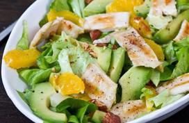 Công thức salad giảm cân cực tốt cho da
