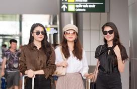 """Dàn sao Việt đã """"đổ bộ"""" tại chung khảo phía Bắc Hoa hậu Việt Nam 2018"""