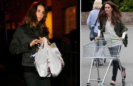 Công nương Kate bị khủng bố đòi đầu độc bằng đồ ăn siêu thị
