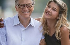 Công thức 'tình yêu và logic' Bill Gates áp dụng để dạy con