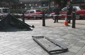 Cô gái Trung Quốc tử vong vì bị cửa sổ khách sạn rơi trúng đầu