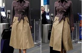"""Ái nữ Tổng thống Trump diện set đồ sành điệu hơn 70 triệu đồng, quan trọng nhất là bộ đồ rất đáng để """"copy"""""""