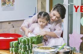 Trang Trần thấy có lỗi vì mải kiếm tiền, ít ở bên con gái