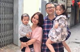 Biến căn hộ đi thuê thành tổ ấm siêu đẹp với chi phí cực tiết kiệm của mẹ hai con Hà Thành