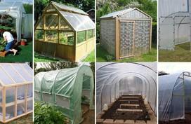 4 ý tưởng tự làm nhà nilon trồng rau với chi phí tiết kiệm nhất