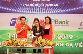 Cảm động sao Việt cùng chung tay giúp đỡ con gái đạo diễn Đỗ Đức Thành