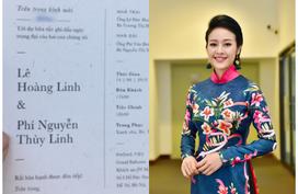 Lộ thiệp cưới của MC Phí Linh, danh tính chú rể khiến ai cũng bất ngờ