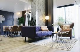 Mua căn hộ 95 m2, chủ nhà được 170 m2 diện tích