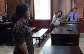 Tuyên tử hình người phụ nữ giả vờ xin vào chùa tu rồi giết ni sư, cướp tài sản