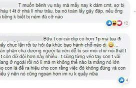 """Hậu nghi vấn""""ngược đãi"""" con riêng, cư dân mạng tung bằng chứng giải oan cho chồng kém 10 tuổi của Thu Thủy"""