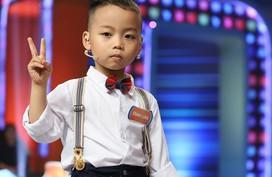 Khán giả phát cuồng với phần thi gây mệt mỏi nhất lịch sử Nhanh Như Chớp Nhí của cậu bé 5 tuổi