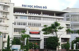 Sinh viên Đại học Đông Đô bị treo bằng