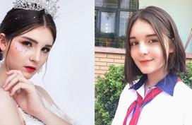 """""""Bông hồng lai"""" Việt - Nga xinh đẹp, """"hút hồn"""" dân mạng"""