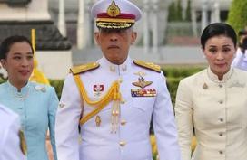3 sĩ quan cận vệ hoàng gia được Vua Thái Lan cho phục chức
