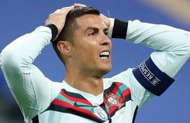 Cristiano Ronaldo dương tính với COVID-19