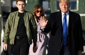 Cậu út nhà Trump khỏi Covid-19