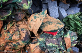 Đã tìm thấy tất cả 22 thi thể chiến sĩ tại Sư đoàn 337