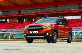 Suzuki XL7 hoàn toàn mới chinh phục thử thách tại đường đua Đại Nam