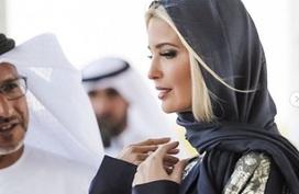 Hình ảnh Ivanka Trump ở Ả Rập Xê-út khiến ai cũng mê mẩn vì thần thái quá đẹp