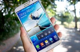 Những chiếc smartphone có kích thước khổng lồ