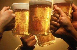 Uống rượu, bia có thể tăng nguy cơ gây ung thư